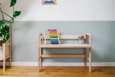 Plywood Project Desk for kids FRISK