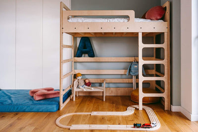 Plywood Project Kids Bunk Bed