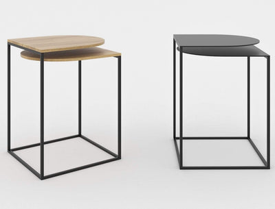 take me HOME Gap: Square tall Side Table