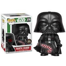 Funko Pop Star Wars - Darth Vader Christmas - Glow Chase Edition