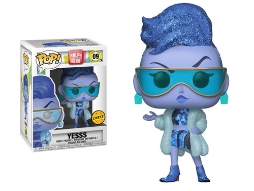 Funko Pop Ralph breaks the Internet - YESSS limited Chase Edition