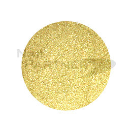 Clou Chrome Powder Gold Pure Gold 24K Coating 1g