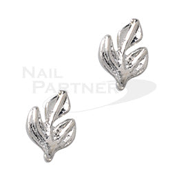 Clou Nail Part Ivy Silver 20pcs