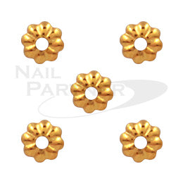 Capri Sea Anemone Gold 50pcs