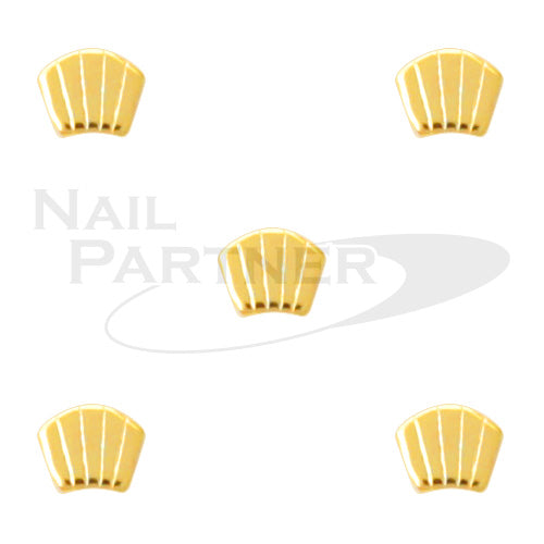 Clou Metal Part sunrise Gold 30pcs