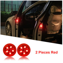 Load image into Gallery viewer, Universal Wireless Car Opening Door Singal Lights(2lights)