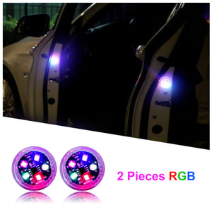 Universal Wireless Car Opening Door Singal Lights(2lights)