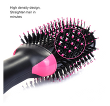 Load image into Gallery viewer, 4 IN 1 ONE-STEP HAIR DRYER VOLUMIZER HOT HAIR BRUSH
