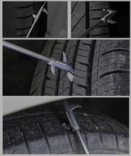 Load image into Gallery viewer, Multifunctional Car Tire Cleaning Hook