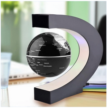Load image into Gallery viewer, LED Floating Globe Lamp
