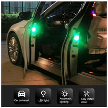 Load image into Gallery viewer, Universal Wireless Car Opening Door Singal Lights