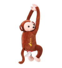 Load image into Gallery viewer, Funny Monkey Tissue Holder
