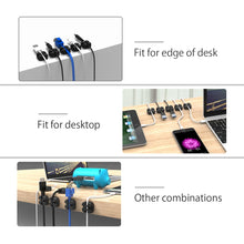 Load image into Gallery viewer, Cross-Shape Cable Organizer(10pcs)