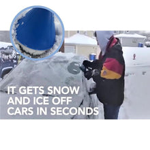 Load image into Gallery viewer, MAGICAL CAR ICE SCRAPER - HOT SALEMIRACLE SNOW WINDSHIELD CAR WINDOW CONE ICE SCRAPER