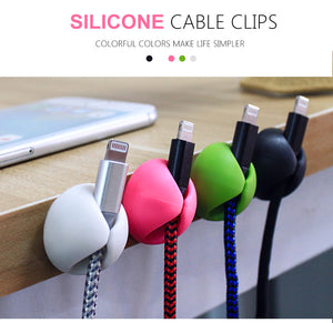 Self Adhesive Cable Holder(9Pcs)