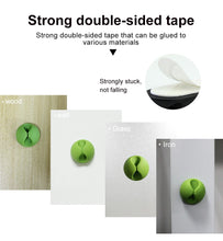 Load image into Gallery viewer, Self Adhesive Cable Holder(9Pcs)