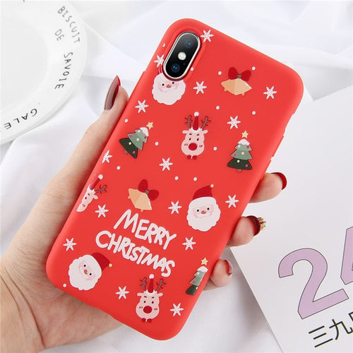 Christmas Phone Cases For iPhone