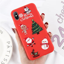 Load image into Gallery viewer, Christmas Phone Cases For iPhone