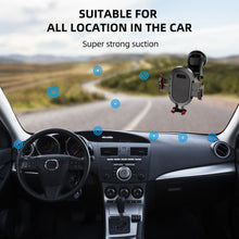 Load image into Gallery viewer, Car Phone Retractable Mount Sucker Holder