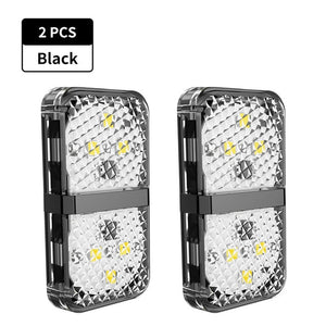 Wireless Car Opening Door Warning Lights(2lights)