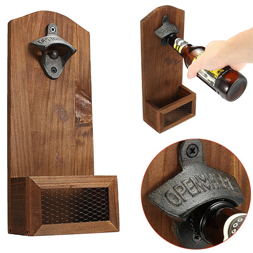 Creativity Bottle Opener