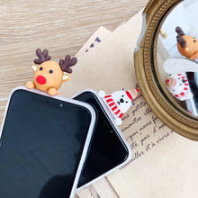 Load image into Gallery viewer, Lovely Christmas 3D Phone Case For iPhone