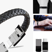 Load image into Gallery viewer, Bracelet Data Charging Cable