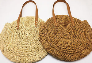 Beautiful HAND-WOVEN Summer Bag