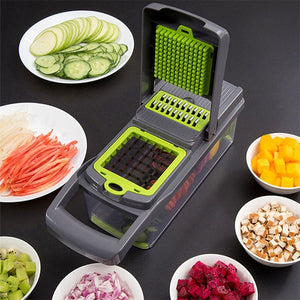 Multifunctional Vegetable Chopper & Slicer