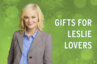 Parks And Recreation Holiday Gift Guide Leslie Knope Gifts