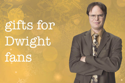 The Office Holiday Gift Guide Dwight Schrute Gifts