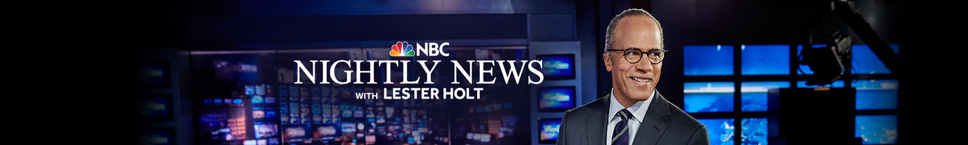 NBC Nightly News With Lester-Holt