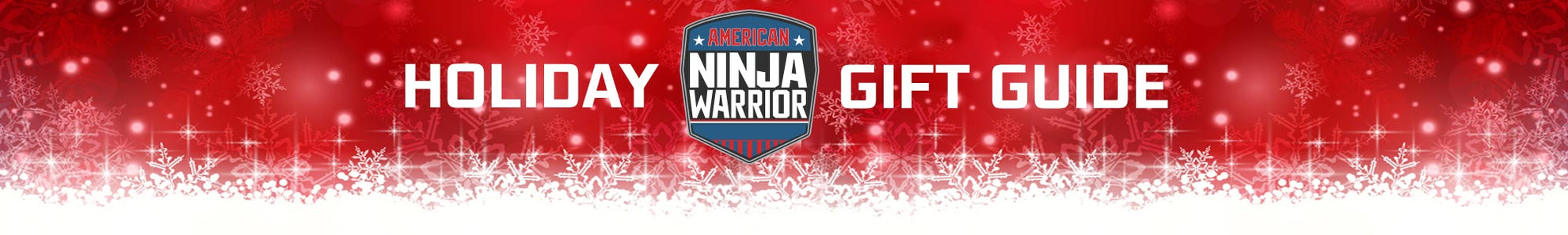 American Ninja Warrior Holiday Gift Guide