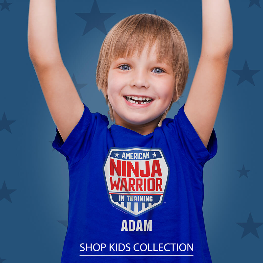 American Ninja Warrior Kids Collection
