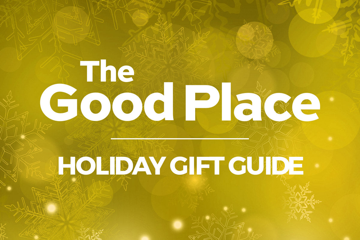 The Good Place Holiday Gift Guide