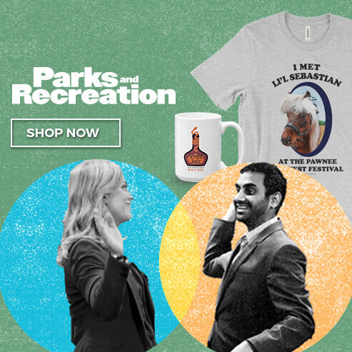 Parks and Recreation Gifts