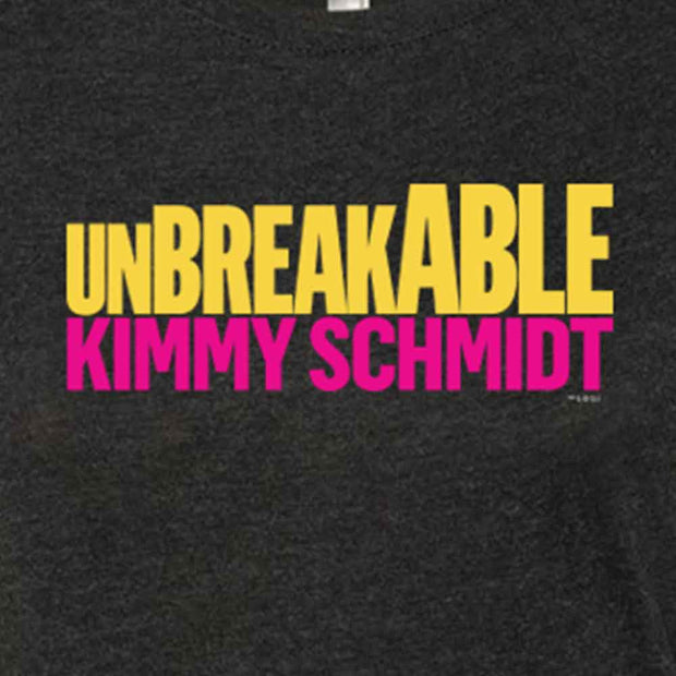 Unbreakable Kimmy Schmidt Women's Tri-Blend Short Sleeve T-Shirt