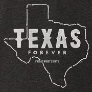 Friday Night Lights Texas Forever Men's Tri-Blend Short Sleeve T-Shirt