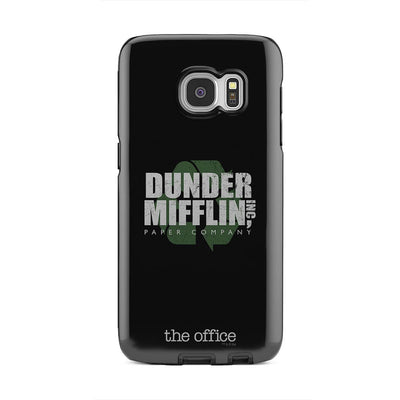 The Office Dunder Mifflin Recycle Samsung Phone Case