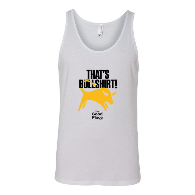The Good Place That's Bullshirt Unisex Tank Top
