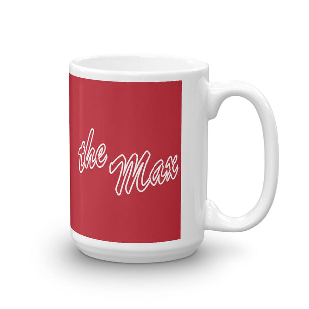 Saved By The Bell The Max White Mug