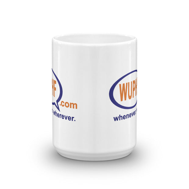 The Office WUPHF White Mug