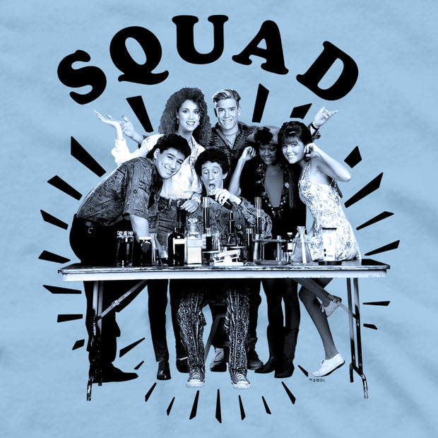 Saved By The Bell Squad Men's Short Sleeve T-Shirt