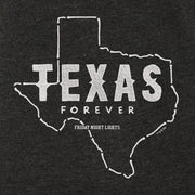 Friday Night Lights Texas Forever Women's Tri-Blend Short Sleeve T-Shirt