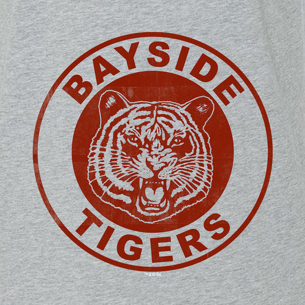 Saved by The Bell Bayside Tigers Tri-Blend Unisex Tank Top