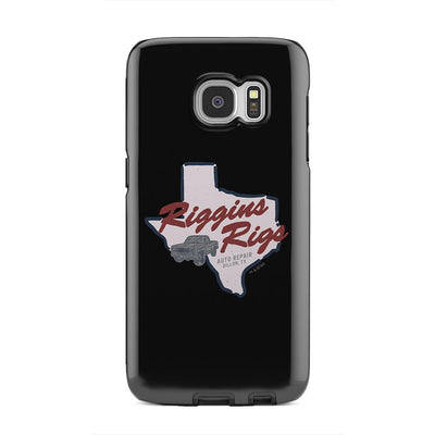 Friday Night Lights Riggins Rigs Samsung Galaxy Tough Phone Case