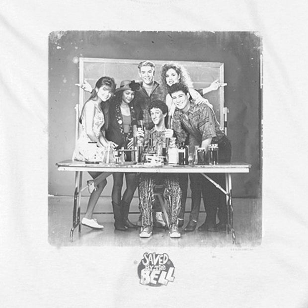 Saved By The Bell Class Photo T-Shirt