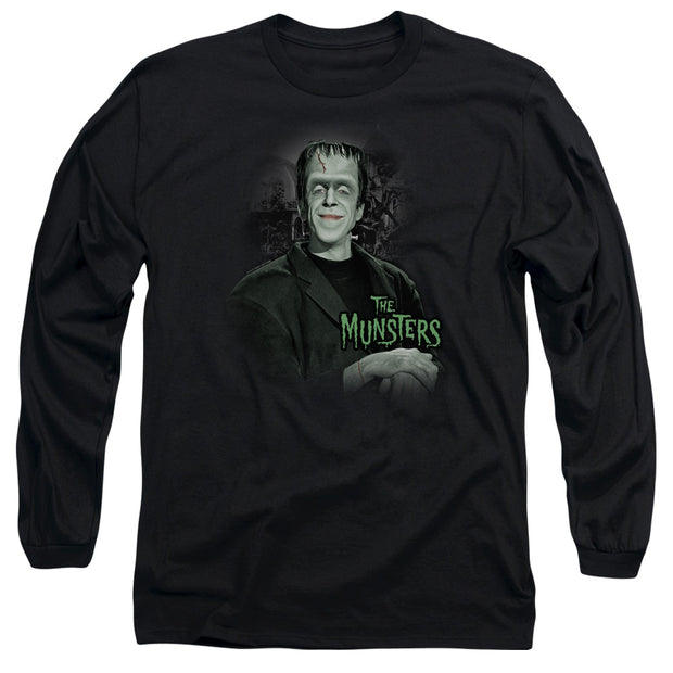 The Munsters Man of the House Long Sleeve T-Shirt