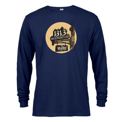 The Munsters Moonlit Address Long Sleeve T-Shirt