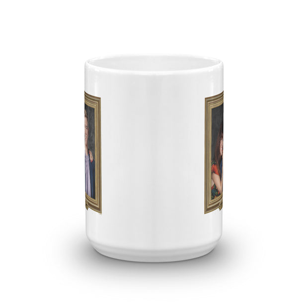 Saved By The Bell Relationship Goal White Mug